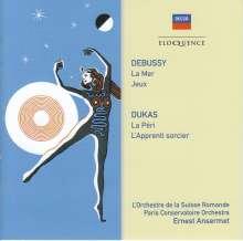 Claude Debussy (1862-1918): Le Mer, CD