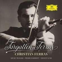 Christian Ferras - Forgotten Ferras, CD