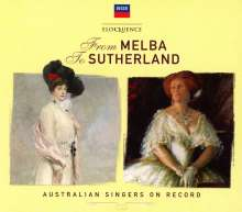 From Melba to Sutherland, 4 CDs