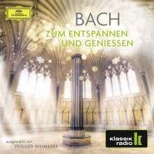 Johann Sebastian Bach (1685-1750): Bach zum Entspannen und Geniessen (Klassik Radio), 2 CDs