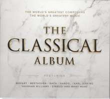 The Classical Album, 2 CDs