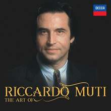 The Art of Riccardo Muti, 10 CDs