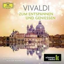 Antonio Vivaldi (1678-1741): Vivaldi zum Entspannen & Genießen (Klassik Radio), 2 CDs