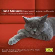 Piano Chillout, CD