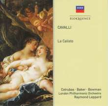 Francesco Cavalli (1602-1676): La Calisto, 2 CDs