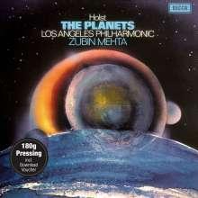 Gustav Holst (1874-1934): The Planets op.32 (180g), LP