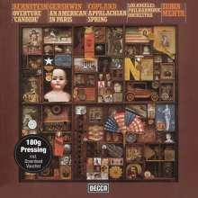 Zubin Mehta dirigiert das Los Angeles Philharmonic Orchestra (180g), LP