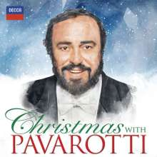 Weihnachten mit Luciano Pavarotti, 2 CDs