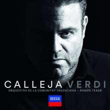 Joseph Calleja - Verdi, CD