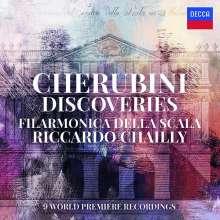 "Luigi Cherubini (1760-1842): Orchesterwerke - ""Cherubini Discoveries"", CD"