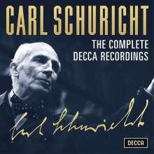 Carl Schuricht - The Complete Decca Recordings, 10 CDs