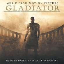 Filmmusik: Gladiator (180g), 2 LPs