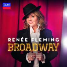 Renee Fleming - Broadway, CD