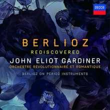 Hector Berlioz (1803-1869): Berlioz Rediscovered - John Eliot Gardiner, 8 CDs und 1 DVD