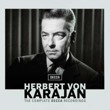 Herbert von Karajan - The Complete Decca Recordings, 33 CDs