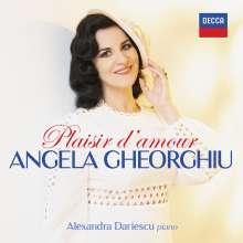 Angela Gheorghiu - Plaisir d'amour, CD