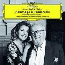 Anne-Sophie Mutter - Hommage à Penderecki, 2 CDs