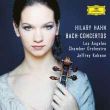 Johann Sebastian Bach (1685-1750): Violinkonzerte BWV 1041-1043,1060 (180g), LP