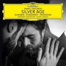 Daniil Trifonov - Silver Age (180g), 4 LPs