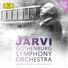 Neeme Järvi & das Gothenburg Symphony Orchestra, 8 CDs
