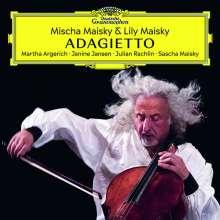 Mischa Maisky & Lily Maisky - Adagietto, CD