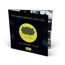 120 Jahre Deutsche Grammophon Gesellschaft -  120 Legendary Tracks, 7 CDs