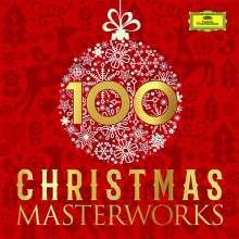 100 Christmas Masterworks, 5 CDs