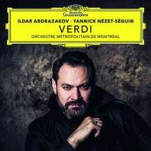 Ildar Abdrazakov - Verdi, CD