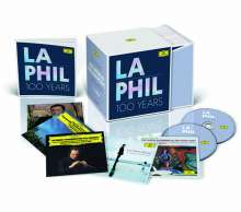 LA PHIL - 100 Years, 32 CDs und 3 DVDs