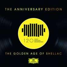120 Jahre Deutsche Grammophon Gesellschaft -  The Golden Age of Shellac, CD