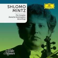 Shlomo Mintz - The Complete Grammophon Recordings, 15 CDs