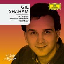 Gil Shaham - The Complete Deutsche Grammophon Recordings, 22 CDs