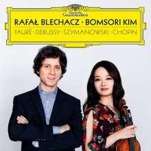 Bomsori Kim & Rafal Blechacz - Faure / Debussy / Szymanowski / Chopin, CD
