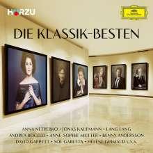 Hörzu - Die Klassik-Besten, 2 CDs