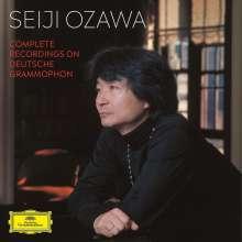 Seiji Ozawa - Complete Recordings on Deutsche Grammophon, 50 CDs