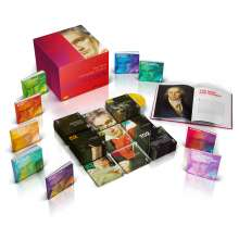 Ludwig van Beethoven (1770-1827): BEETHOVEN 2020 - The New Complete Edition, 118 CDs, 3 Blu-ray Audio und 2 DVDs