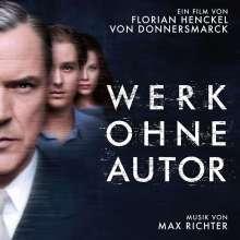 Max Richter (geb. 1966): Werk ohne Autor (Filmmusik), CD