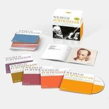 Wilhelm Furtwängler - Complete Recordings on Deutsche Grammophon and Decca, 34 CDs und 1 DVD
