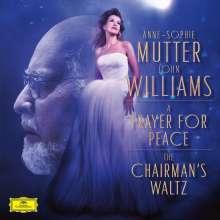 """Anne-Sophie Mutter & John Williams - A Prayer for Peace (180g / auf 1100 limitierte und nummerierte Auflage), Single 7"""""""
