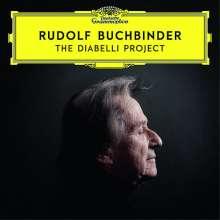 Rudolf Buchbinder - The Diabelli Project, 2 CDs
