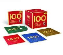 100 Jahre Salzburger Festspiele, 58 CDs