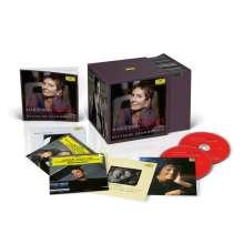 Maria Joao Pires - Complete Recordings on Deutsche Grammophon, 38 CDs