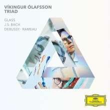 Vikingur Olafsson - Triad, 3 CDs