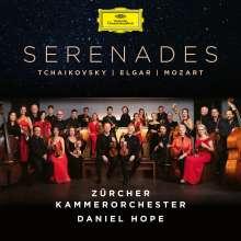 Daniel Hope & Zürcher Kammerorchester - Serenades, CD