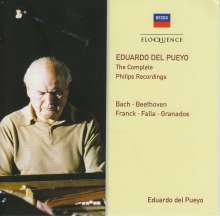 Eduardo del Pueyo - The Complete Philips Recordings, 5 CDs