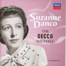 Suzanne Danco - The Decca Recitals, 8 CDs