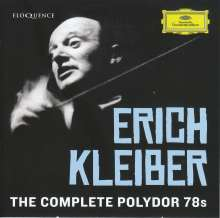 Erich Kleiber - The Complete Polydor 78s, 3 CDs