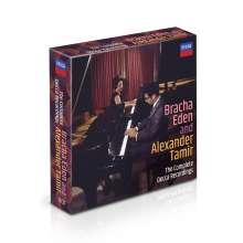Bracha Eden & Alexander Zamir - The Complete Decca Recordings, 12 CDs