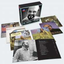 Robert Tear - The Argo Recitals, 14 CDs