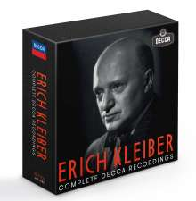 Erich Kleiber - Complete Decca Recordings, 15 CDs